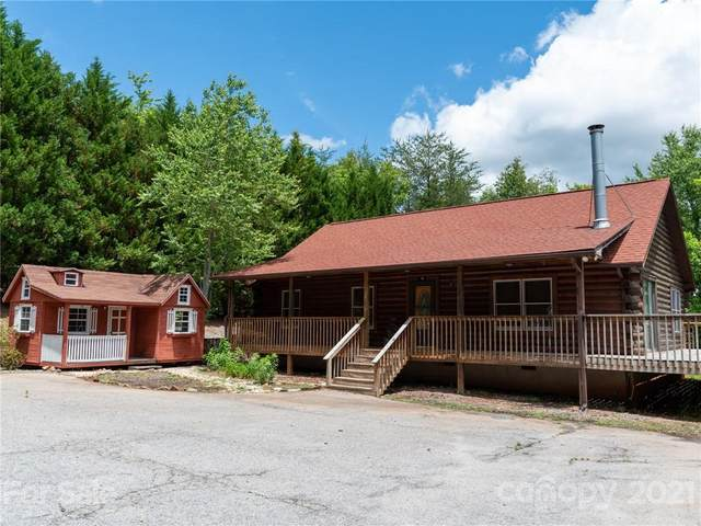 11 Bent Creek, Nebo, NC 28761 (#3741074) :: MartinGroup Properties