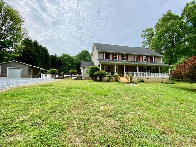 2890 Leonard Road, Salisbury, NC 28146 (#3741080) :: Mossy Oak Properties Land and Luxury