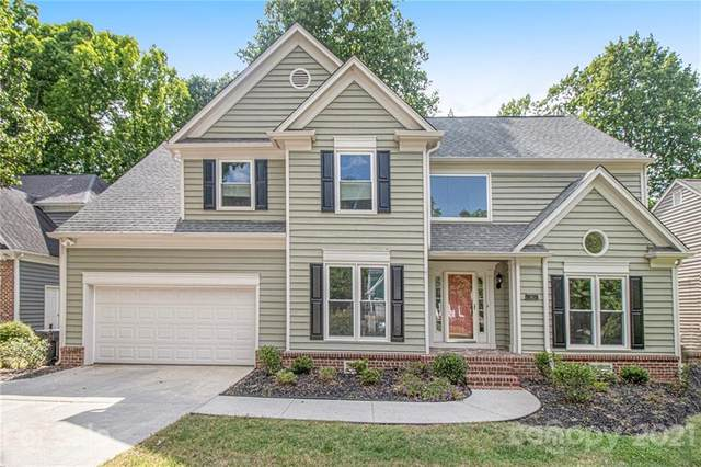 8630 Summerfield Lane, Huntersville, NC 28078 (#3741144) :: DK Professionals