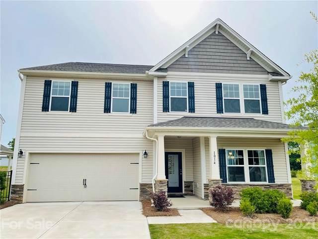 1014 Creeks Landing Drive, Monroe, NC 28110 (#3741174) :: Besecker Homes Team
