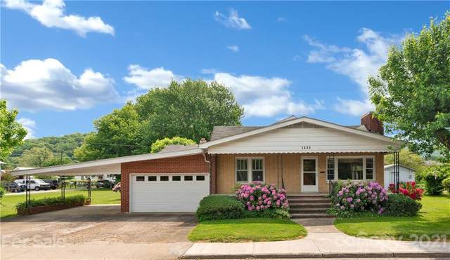 1433 Brown Avenue, Waynesville, NC 28786 (#3741240) :: Modern Mountain Real Estate
