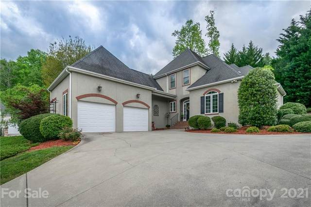 385 Mistletoe Trail, Hendersonville, NC 28791 (#3741301) :: Homes with Keeley | RE/MAX Executive