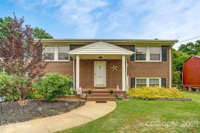5420 Rockwood Road, Charlotte, NC 28216 (#3741344) :: Cloninger Properties