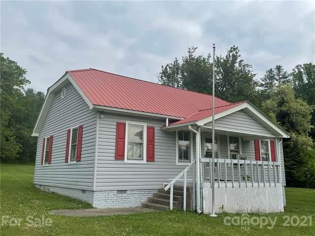 823 Old Hendersonville Highway, Brevard, NC 28712 (#3741363) :: Keller Williams Professionals