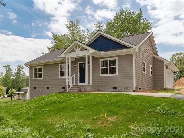 1902 Howard Gap Road, Hendersonville, NC 28792 (#3741430) :: Odell Realty