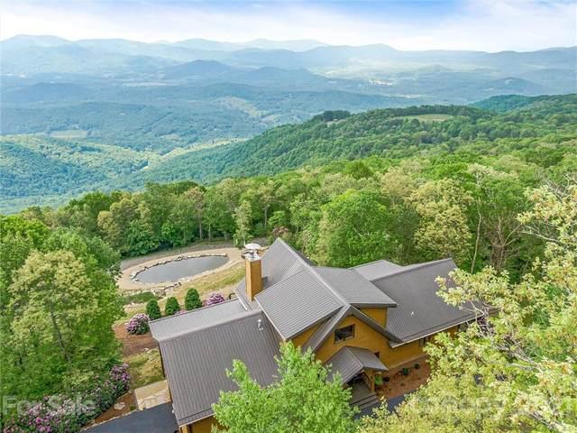 630 Flat Top Mountain Road, Fairview, NC 28730 (#3741551) :: Keller Williams Professionals