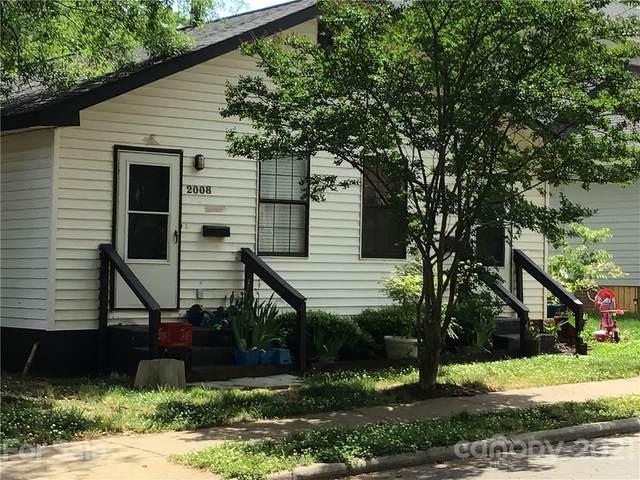 2006 Roslyn Avenue, Charlotte, NC 28208 (#3741603) :: Carolina Real Estate Experts