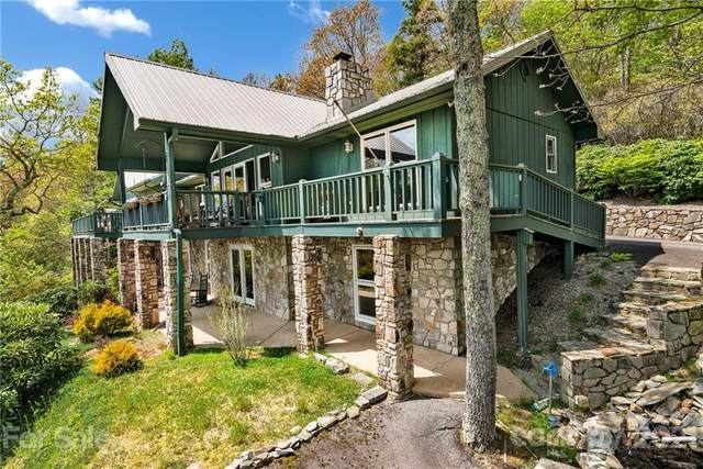 465 Leatherwood Road, Maggie Valley, NC 28751 (#3741634) :: Cloninger Properties