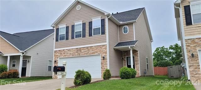 34 Chowan Drive, Fletcher, NC 28732 (#3741729) :: Modern Mountain Real Estate