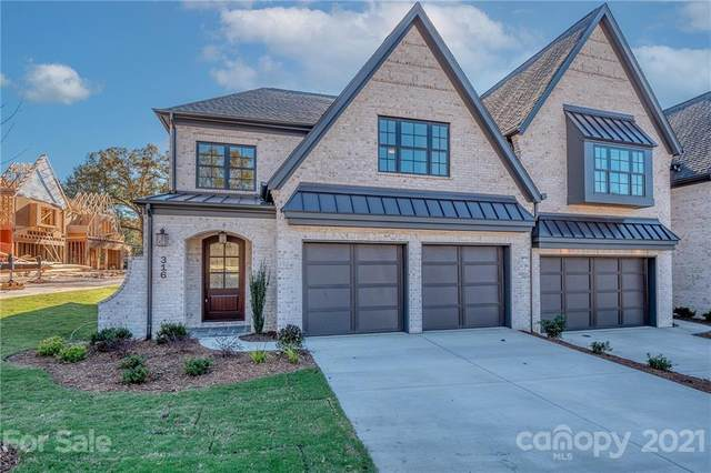 317 Audrey Place #4, Charlotte, NC 28226 (#3741740) :: Cloninger Properties