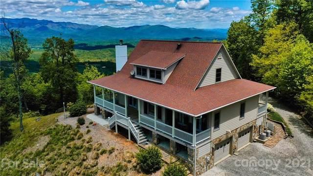 37 Table Rock Road, Old Fort, NC 28762 (#3741784) :: Keller Williams Professionals