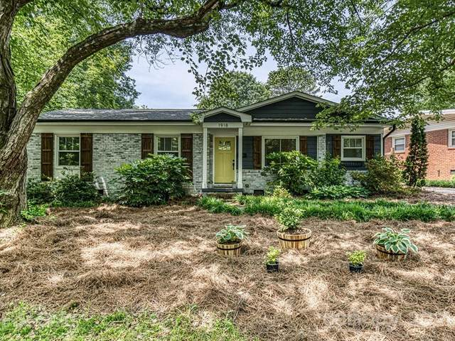 1918 Woodland Drive, Charlotte, NC 28205 (#3741816) :: BluAxis Realty