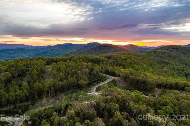 Lot 55 Couch Mountain #55, Fletcher, NC 28732 (#3741886) :: Modern Mountain Real Estate