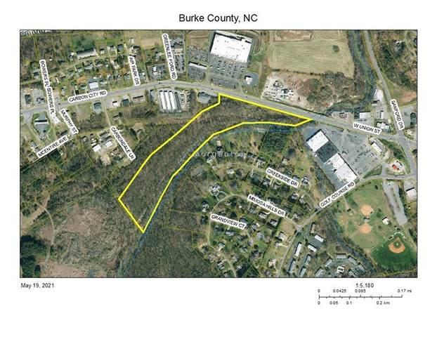 V/L Creekside Drive, Morganton, NC 28655 (#3741962) :: BluAxis Realty