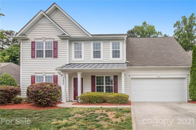 7825 Greylock Ridge Road, Matthews, NC 28105 (#3742058) :: Home and Key Realty