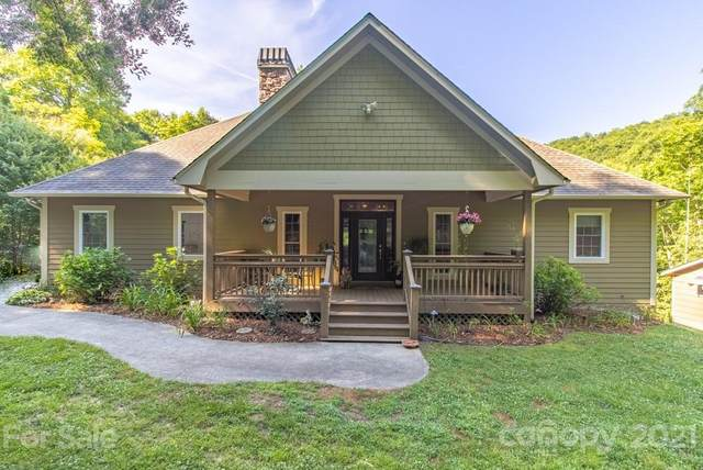 36 Snowshoe Drive, Asheville, NC 28803 (#3742120) :: Modern Mountain Real Estate