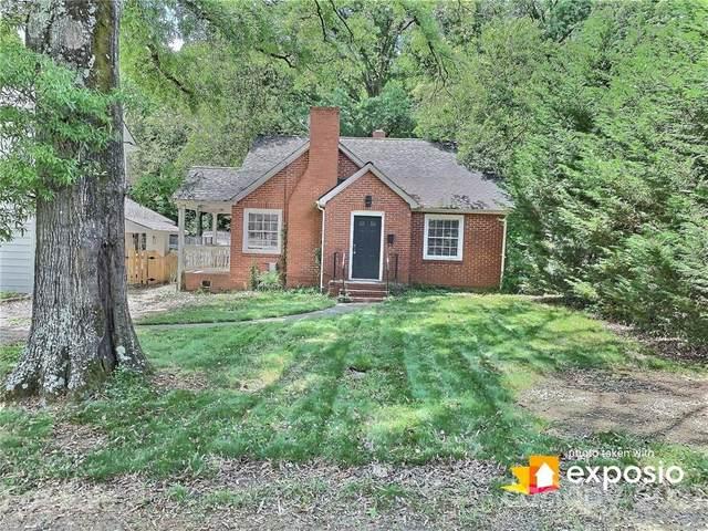 2112 Highland Street, Charlotte, NC 28208 (#3742124) :: Homes Charlotte
