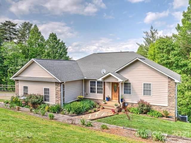 981 New Stock Road #2, Weaverville, NC 28787 (#3742165) :: Keller Williams Professionals