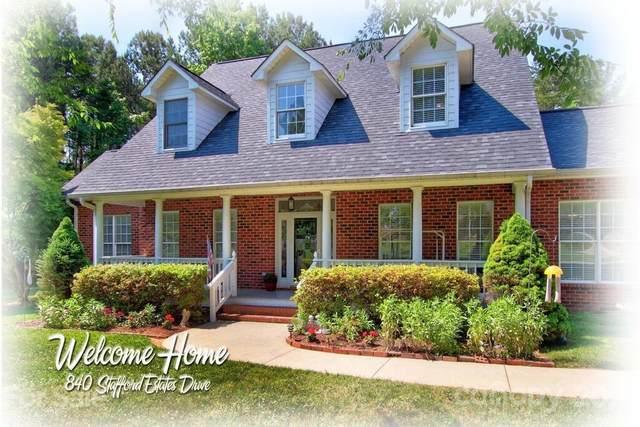 840 Stafford Estates Drive, Salisbury, NC 28146 (#3742179) :: Carolina Real Estate Experts