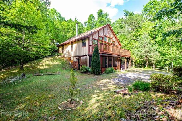 229 Forest Brook Drive, Black Mountain, NC 28711 (#3742281) :: Modern Mountain Real Estate