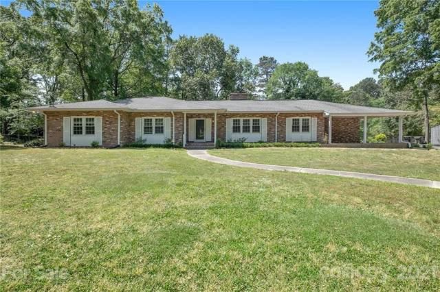110 Ridgewood Drive, Monroe, NC 28112 (#3742346) :: Todd Lemoine Team