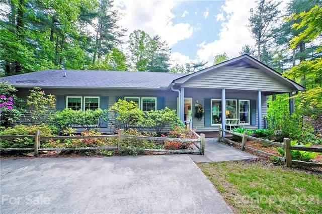 204 Woodbyne Lane #10, Hendersonville, NC 28739 (#3742420) :: Odell Realty