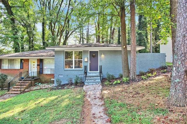 1719 Herrin Avenue, Charlotte, NC 28205 (#3742425) :: Exit Realty Vistas