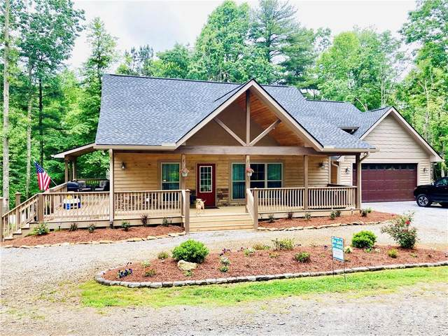 33 Drake Mountain Lane, Hendersonville, NC 28739 (#3742571) :: Hansley Realty