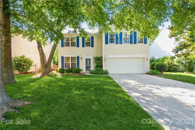 2111 Kenwood Terrace Drive, Matthews, NC 28105 (#3742613) :: Rhonda Wood Realty Group