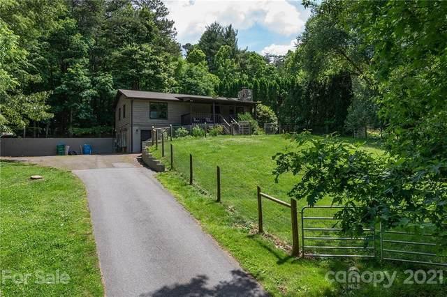 64 Longs Chapel Road, Weaverville, NC 28787 (#3742618) :: Homes Charlotte