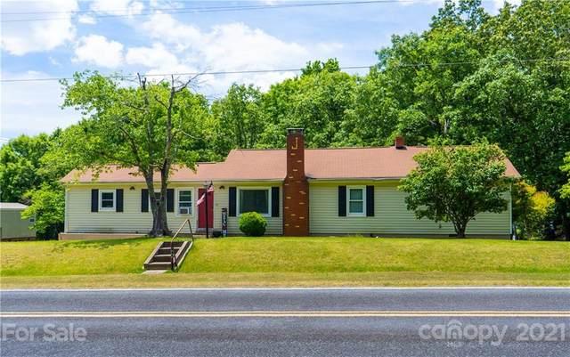 1909 E Sandy Ridge Road, Monroe, NC 28112 (#3742628) :: Todd Lemoine Team