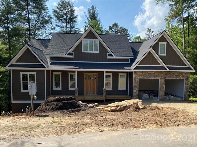 50 Valley Drive, Weaverville, NC 28787 (#3742695) :: Odell Realty
