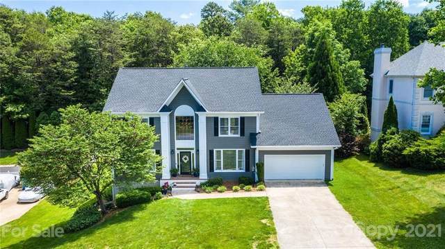 4510 9th Street NE, Hickory, NC 28601 (#3742779) :: Odell Realty