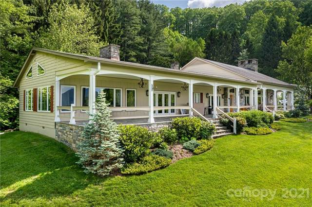 1804 Camp Branch Road, Waynesville, NC 28786 (#3742796) :: Stephen Cooley Real Estate Group