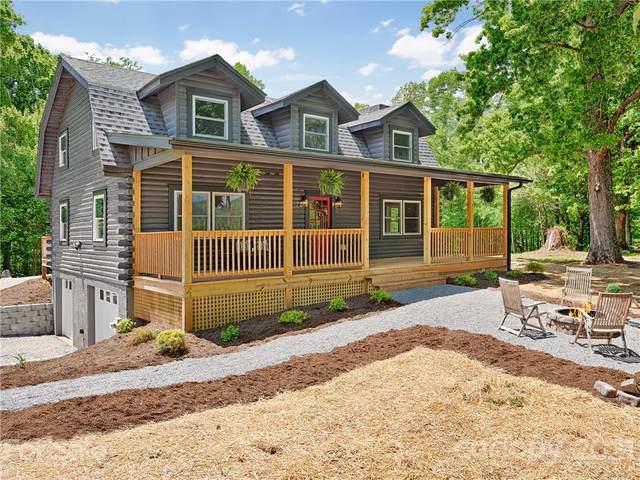 289 Laurel Ridge Road, Canton, NC 28716 (#3742859) :: Keller Williams Professionals