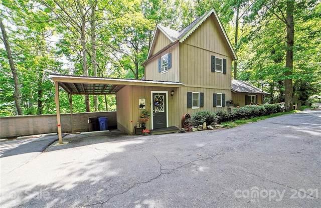 216 Old Still Road, Maggie Valley, NC 28751 (#3742983) :: Exit Realty Vistas