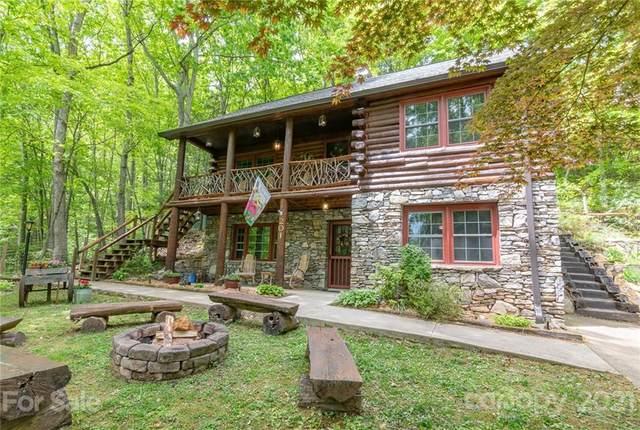 201 Liberty Road, Waynesville, NC 28785 (#3743069) :: Homes with Keeley | RE/MAX Executive