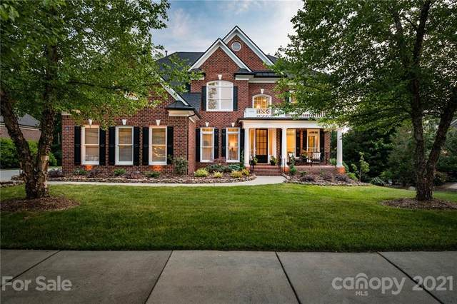 10910 Emerald Wood Drive, Huntersville, NC 28078 (#3743091) :: Hansley Realty