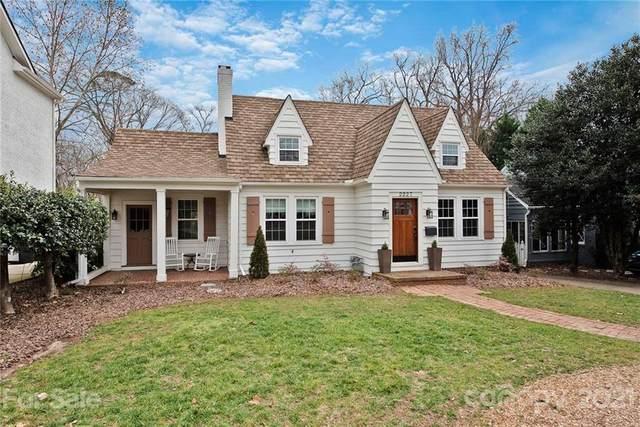 2227 Sharon Road, Charlotte, NC 28207 (#3743124) :: Caulder Realty and Land Co.