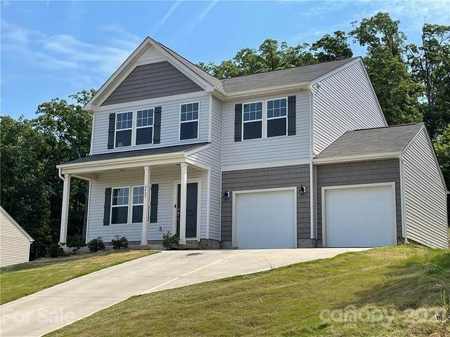 2407 Stonehaven Drive, Albemarle, NC 28001 (#3743175) :: BluAxis Realty