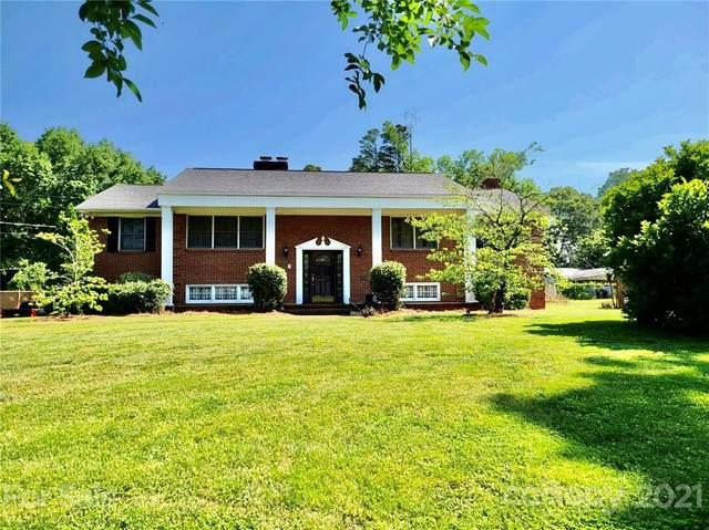 1632 Patton Avenue, Charlotte, NC 28216 (#3743183) :: Besecker & Maynard Group