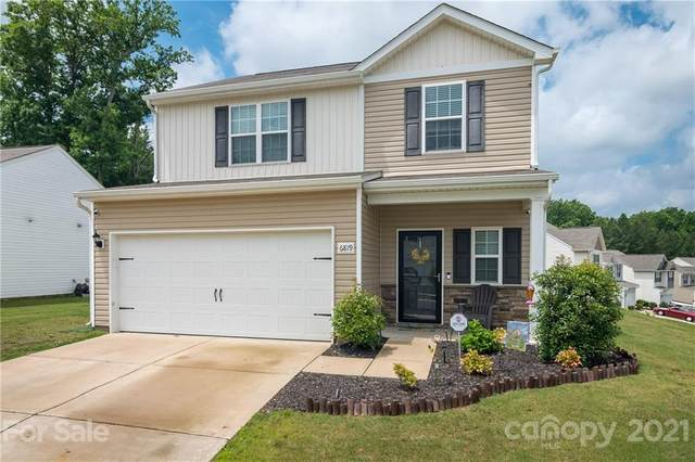 6819 Fairford Drive, Charlotte, NC 28215 (#3743269) :: Exit Realty Vistas