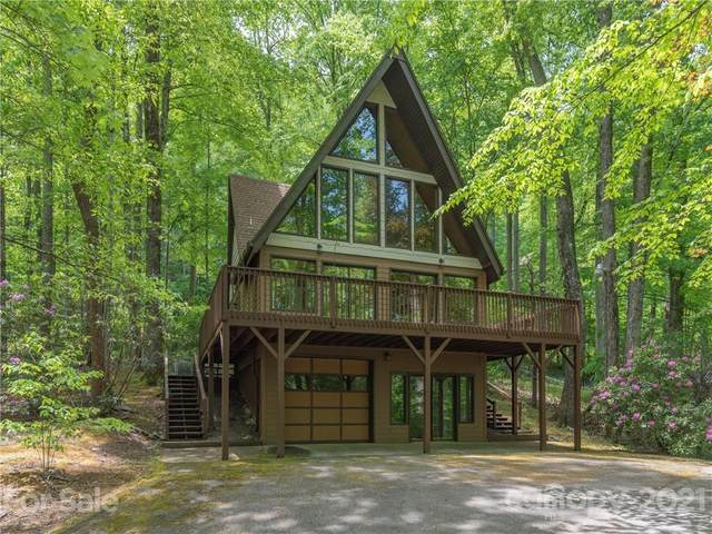 685 Locust Drive, Maggie Valley, NC 28751 (#3743295) :: The Premier Team at RE/MAX Executive Realty
