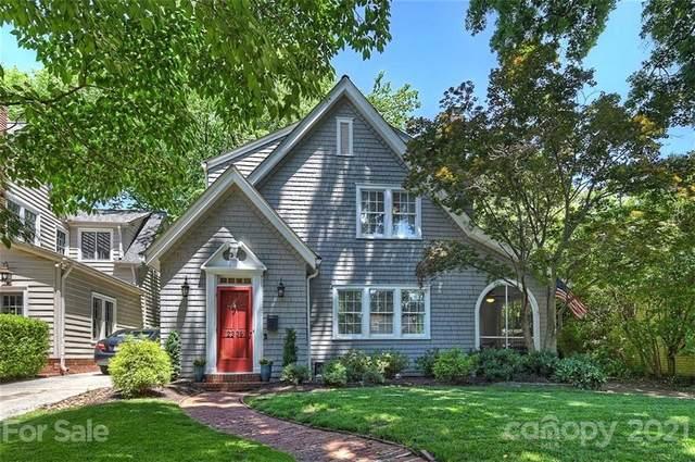 2306 Charlotte Drive, Charlotte, NC 28203 (#3743323) :: Home and Key Realty
