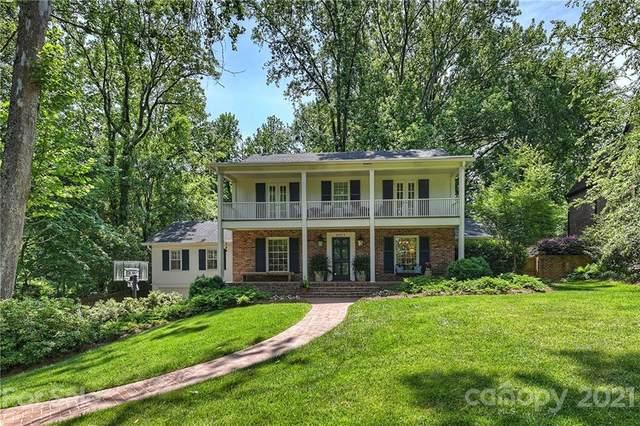 2011 Forest Drive E, Charlotte, NC 28211 (#3743354) :: Homes Charlotte
