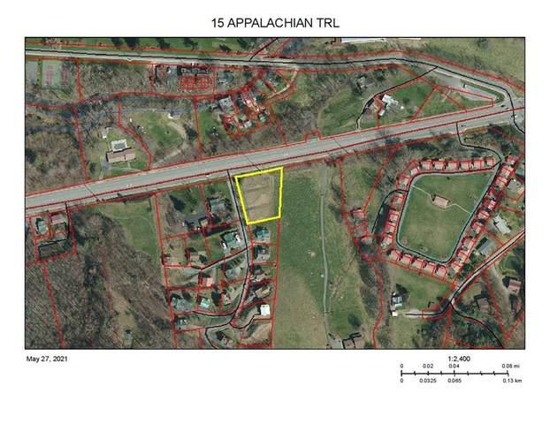 15 Appalachian Trail, Maggie Valley, NC 28751 (#3743512) :: LePage Johnson Realty Group, LLC