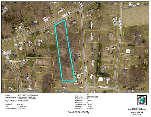 0 Pop Davis Road, Taylorsville, NC 28681 (#3743523) :: Scarlett Property Group