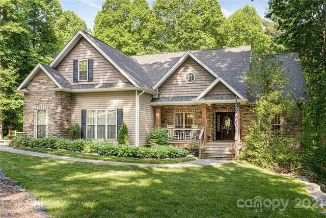 15 Gaston Mountain Road, Asheville, NC 28806 (#3743625) :: Homes Charlotte