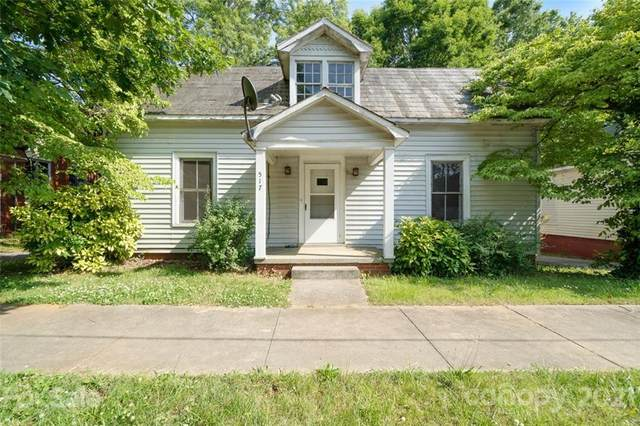 517 Western Avenue, Statesville, NC 28677 (#3743638) :: The Sarver Group