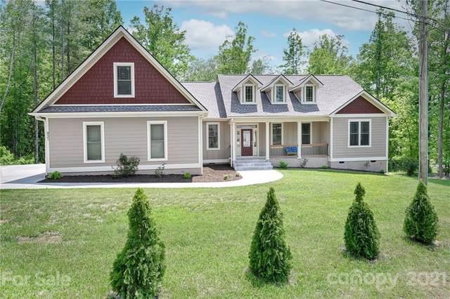 937 Monte Vista Road, Candler, NC 28715 (#3743653) :: Homes Charlotte